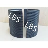 Quality Professional Split Lebus Sleeve For Reel And Wire Rope Drum In Differenct Working Condition for sale
