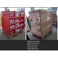 Best Full size standard assemble Cardboard Pallet Display for Kitchwares wholesale