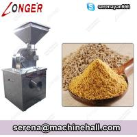Quality Cumin Seed Grinding Machine|Coriander Turmeric Powder Making Equipment Stainless Steel for sale
