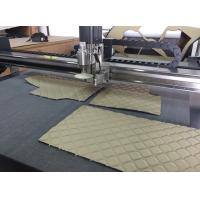 Quality Car mat cnc knife cutting table for sale