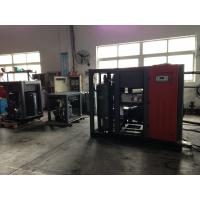 Quality 110kw 150HP Rotary Screw Air Compressor Variable Frequency In Construction Industry Factories and Fields for sale