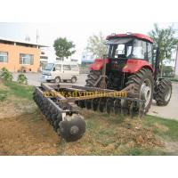 China Mounted  Movable Offset disc harrow  V  Type on sale