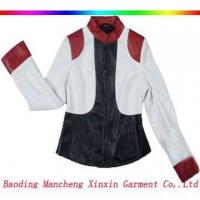 Buy cheap Synthetic leather jacket from wholesalers