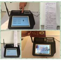 Best Multi Language Mobile Payment Solutions , Wireless Payment Terminal  for Credit Card Merchant Services wholesale