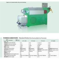 Quality tin solder flux cored wire drawing machine for sale