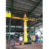 Buy cheap CE Column And Boom Welding Manipulators With Electric Cross Slides Motorized from wholesalers