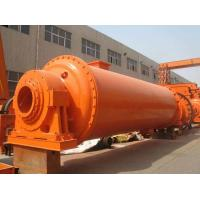China High capacity cement grinding ball mill, ball mill for silica sand on sale