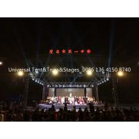 Quality Popular Aluminum Spigot Stage Lighting Truss , Portable Lighting Truss for sale