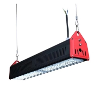 Buy cheap 160LM/W Linear LED High Bay Light For Warehouses , Supermarkets Office from wholesalers