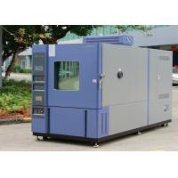 Quality Programmable ESS Chamber /Rapid-rate Temperature Change Test Chamber for sale