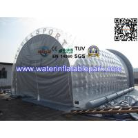 China Outside Sealed Air Inflatable Tent For Outdoor Activity , 0.6mm PVC Tarpaulin on sale