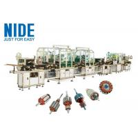 Quality Mixer / Armature Motor Production Line Fully Automatically CCC Approved for sale