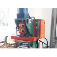 Buy High Efficiency Hydraulic Punching Machine , Sheet Metal Punch Press Machine at wholesale prices