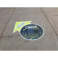 Best advertising floor mat vinyl stickers wholesale