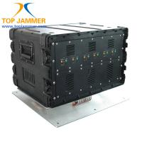 Quality 6 Bands 300W High Power Vehicle-Mounted IEDs VIP Jammer Block Mobile Signal GSM 3G 4G LTE for sale