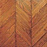 Quality Solid wood Oak Chevron Parquet flooring for sale
