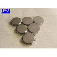 Buy cheap Customized CR2032 3V Lithium Button Batteries High Energy Density from wholesalers