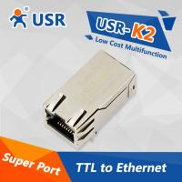 Quality [USR-K2] Embedded Super Port  modbule TTL TCP/IP Module with DHCP/Webpage for sale