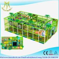 Quality Hansel indoor playground soft padded indoor playground for sale
