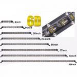 Quality Aluminum housing 32 Inch  Single Row super slim Off road Led light Bar   ATV Car Truck Light for sale