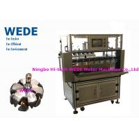 Buy 0.12 - 0.4mm Wire Coiling Machine , Adjustable Armature Coil Winding Machine  at wholesale prices