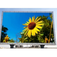 Quality 960x960mm SMD3535 7000nits Outdoor Led Video Display for sale