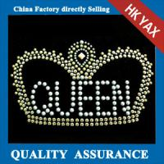 Quality D0929 100% QC!2014 wholesale hot fix strass motif hotfix rhinestone design for sale
