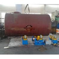 Quality Pipe Automatic Welding Machine , 15 Ton Wind Tower Pipe Rotators For Welding for sale