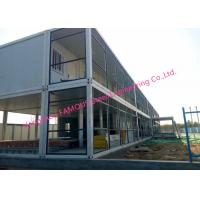 Buy cheap Economic Light Weight Prefabricated Steel Structure Pre-Engineered Building from wholesalers