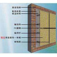 China House Colorful Rockwool Decorative Insulation Board Strong Impact Resistance on sale