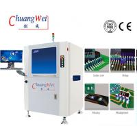 Quality Germany Camera Automated Optical Inspection Systems , SMT LED Inspection Machine for sale