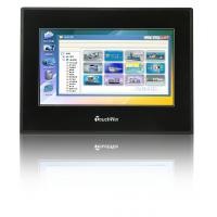 Quality 7 Inch LCD Industrial HMI System RS232 With Omron And AB PLC for sale