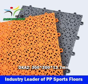 China Tennis Court Resilient Flooring, Tennis Court Suspend Floor,  Tennis Court Modular Floor on sale