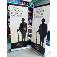Best Aluminum Roll Up Display, Dispaly Stand, Roll Up Banner Printing wholesale