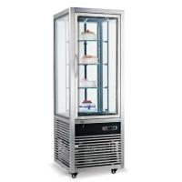 China Cake Display Commercial Refrigerator Freezer Showcase All Around Glass Door on sale