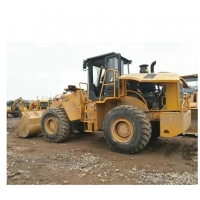 Quality Used Liugong 836/856 5 Ton Wheel Loader With Shovel Bucket for sale