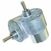 Buy Sanitary Ware DC Small Worm Gear Motor 12V / 37mm Diameter Customized Voltage Range at wholesale prices