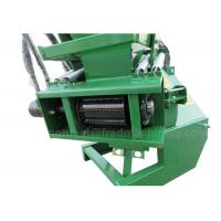 Quality Tractor Wood Chipper With Hydraulic Feeding System 4 Inches Chipping Capacity for sale