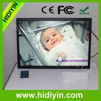 China 22 inch LCD Media Advertising Player/Display GPS Advertising Player/Ceiling Bus Advertising Player on sale