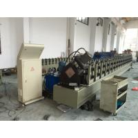 Quality PLC Control System Rack Roll Forming Machine 5000KG Chain Driven 7m * 1.4m * 1.4m for sale
