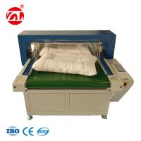 Quality Textile Industrial Metal Detector , Pillow Bedding Fabrics Metal Finding Machine for sale