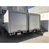 Aluminum Rolling Door for Fire Truck Emergency Rescue Vehicles