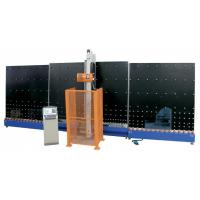 Quality Automatic Vertical Double Glazing Equipment , Glass Edge Deleting Machine for sale