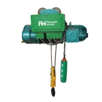 Quality Double Speed Explosion Proof Electric Hoist For Petroleum for sale