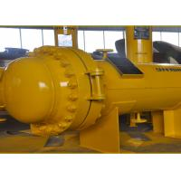 China BOCIN Solid - Gas Filter Separator For Industrial Natural Gas / Fuel Gas Separating on sale