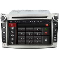 Quality Google Online Subaru Legacy Automotive DVD Player , In Dash Car DVD Player With GPS 2010 - 2013 for sale