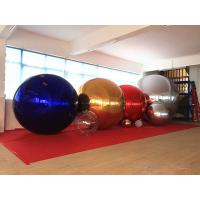 Best Durable 0.3mm PVC Colorful Advertising Inflatable Mirror Balloons For Fashion Show wholesale