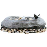 Buy Fiberglass / Resin Material Cast Stone Fountains For Garden Ornaments at wholesale prices