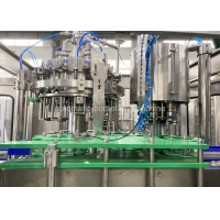 Quality Beer 8000BPH Glass Bottle Filling Machine With Crown Cap for sale