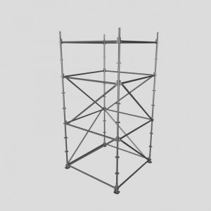 Quality Layher Ringlock Mobile Steel Scaffolding System for sale